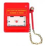 Sistema de detecção e alarme de incêndio ul fm