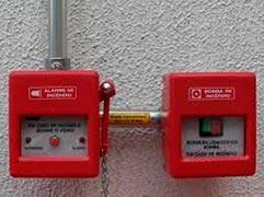 Alarme de incêndio manual