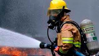 Treinamento de bombeiro civil