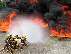 Curso de prevenção e combate a incêndio