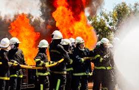 Treinamento para brigada de incêndio florestal