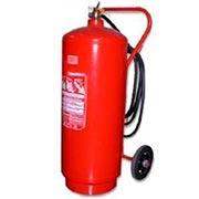 Extintor de incêndio água