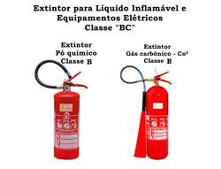 Extintor de incêndio residencial