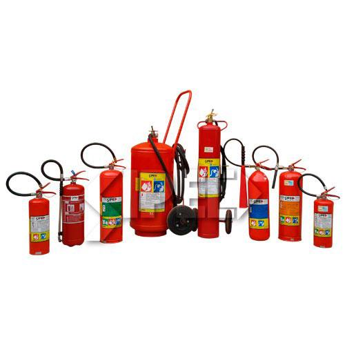 Extintor de incêndio predial