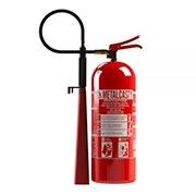 Extintor de incêndio classe a
