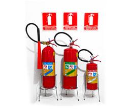Extintor de incêndio automotivo