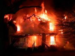 Equipamentos de incêndio