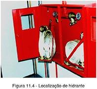 Inspeção de hidrantes e mangueiras