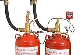 Empresa de projeto de incêndio UL/FM