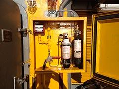 Orçamento de sistema de combate à incêndio