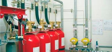 Projeto de engenharia de incêndio UL/FM