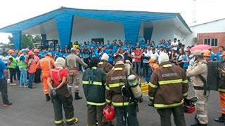Curso de proteção contra incêndio