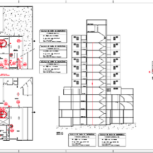 Elaboração de projetos contra incêndio