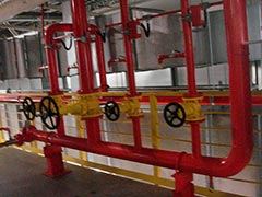 Empresas instaladoras de sistemas contra incêndios