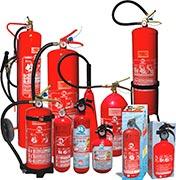 Extintores de incêndio preço SP