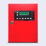Fabricante de centrais de detecção e alarme contra incêndio
