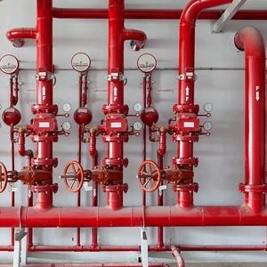 Projeto e gestão de risco de incêndio