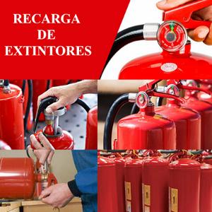 Recarga de extintores RJ