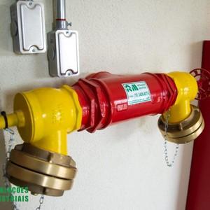 Sistema de combate a incêndios