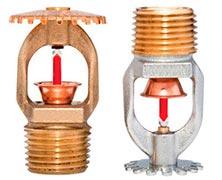 Sistema de proteção contra incêndio por chuveiros automáticos